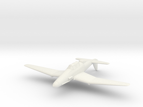 1/200 Junkers Ju 187 in White Natural Versatile Plastic