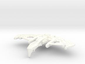 Vrelnec Class HvyCruiser in White Processed Versatile Plastic