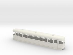 OEG Rastatter Beiwagen Auslieferung in White Natural Versatile Plastic