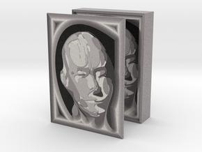 Pinhead Decoupage Box 5in in Full Color Sandstone