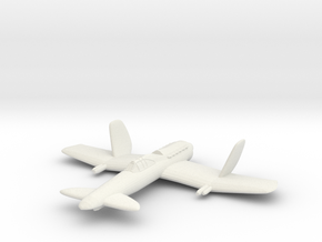 1/200 Pursuit F-37 Special in White Natural Versatile Plastic