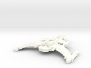 Cro'Gork in White Processed Versatile Plastic