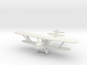 1/144 Polikarpov R-5 in White Natural Versatile Plastic