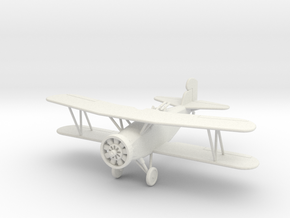 IW14 Curtiss Cyclone Falcon  (1/144) in White Natural Versatile Plastic