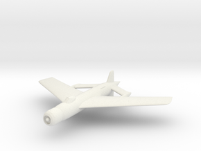 1/300 Focke-Wulf Fighter (As 413) in White Natural Versatile Plastic