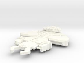 Jo'Trell Class in White Processed Versatile Plastic
