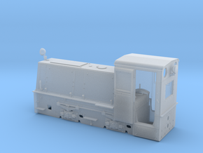 Hf50b Waldbahn 1:35 in Smooth Fine Detail Plastic