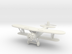 1/100 Boeing F3B in White Natural Versatile Plastic
