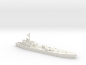 LCG(M)1 1/700 Scale in White Natural Versatile Plastic