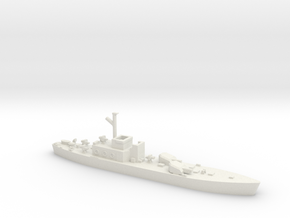 LCG(M)2 1/700 Scale in White Natural Versatile Plastic
