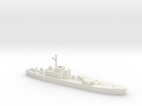LCG(M)2 1/700 Scale in White Natural Versatile Plastic
