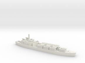 LCS(R) 1/700 Scale in White Natural Versatile Plastic