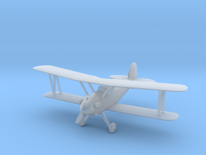 Biplane Ultra - Zscale in Smooth Fine Detail Plastic