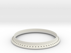 Inlaat Edf120 Shangesun in White Natural Versatile Plastic