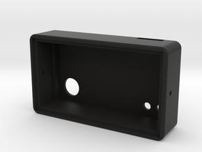 WSB-T-02 in Black Natural Versatile Plastic