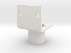 Sensor Bracket for Parallax PIR sensor in White Strong & Flexible