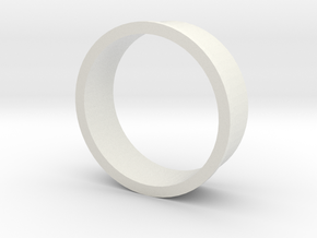 Alessandro MS-1000 Spacer in White Natural Versatile Plastic
