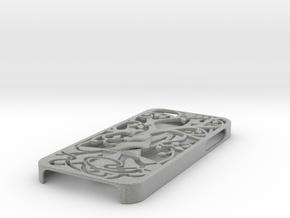 "Iphone 5, 5S case ""Tree of life"" in Metallic Plastic"