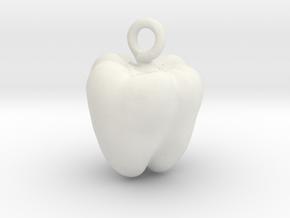 Papryka mini in White Natural Versatile Plastic
