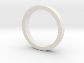 ring -- Thu, 05 Sep 2013 15:40:18 +0200 in White Strong & Flexible