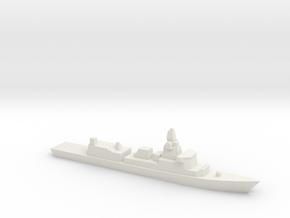 [RNLN] M-Fregat 1:3000 in White Natural Versatile Plastic