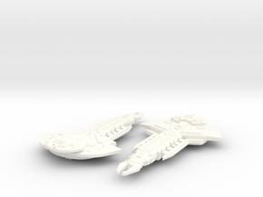 Kalmek Class in White Strong & Flexible Polished