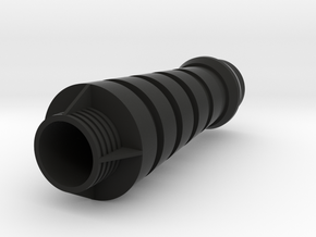 Saber Pike P2 Pvcpipe in Black Strong & Flexible