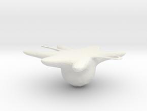 csillagPatrikoldalkukival in White Natural Versatile Plastic