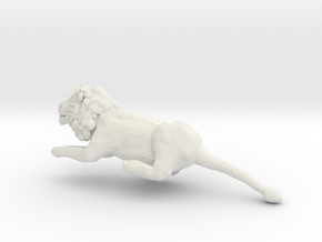 Leo the Lion in White Strong & Flexible