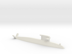 [RNLN] Walrus Class 1:1800 in White Natural Versatile Plastic