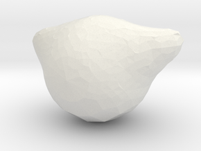 Neu_gömb in White Strong & Flexible
