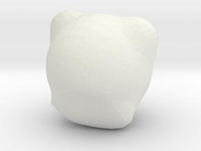 lammy from docmicstufins on disney J.R in White Strong & Flexible