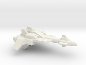 Waterloo-fleet-scale in White Natural Versatile Plastic
