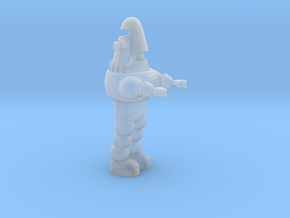 Rob-Bot V2 28mm War Gaming Scale in Smooth Fine Detail Plastic