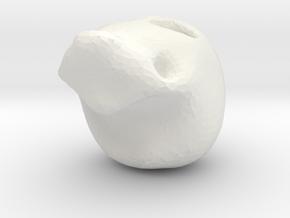 skulle1 in White Strong & Flexible