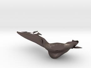 Deszki guitar in Stainless Steel