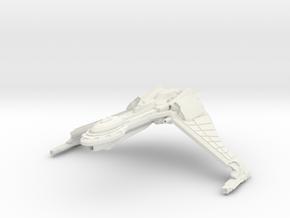 Sha'Grok Class A Cruiser wings down in White Strong & Flexible