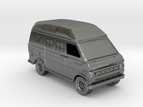 Ford Van Gen 2 in Polished Silver