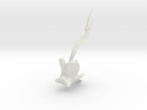2843 in White Natural Versatile Plastic