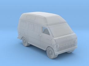 Ford Van Gen 2 in Smooth Fine Detail Plastic