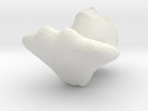 Csokifej in White Strong & Flexible