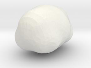Potato Head in White Strong & Flexible