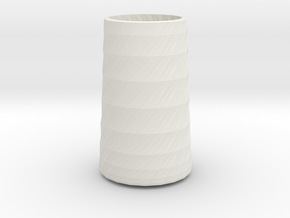 large cup in White Strong & Flexible