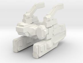 nero Ship in White Strong & Flexible