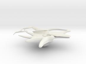 helo    kitty in White Natural Versatile Plastic
