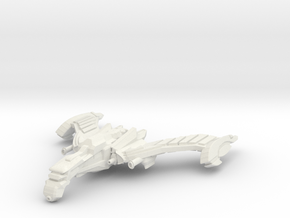 Firebird Class A Cruiser -wings Up- in White Natural Versatile Plastic