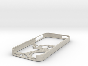 Fear iPhone 5 case in Natural Sandstone