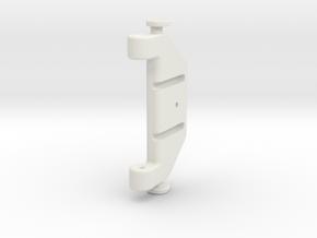 Replacement Connor/Osiris Main Lock in White Natural Versatile Plastic