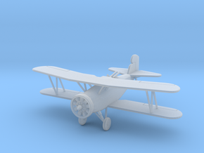 IW14B Curtiss Cyclone Falcon (1/288) in Frosted Ultra Detail