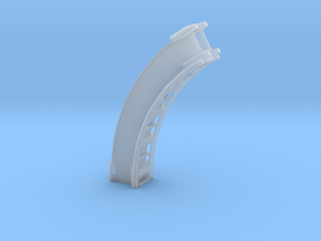 Looping Gelb Loop5  in Smooth Fine Detail Plastic
